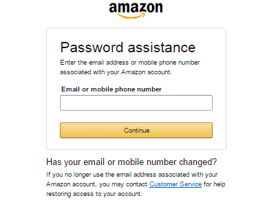 Amazon Customer Service Phone Number