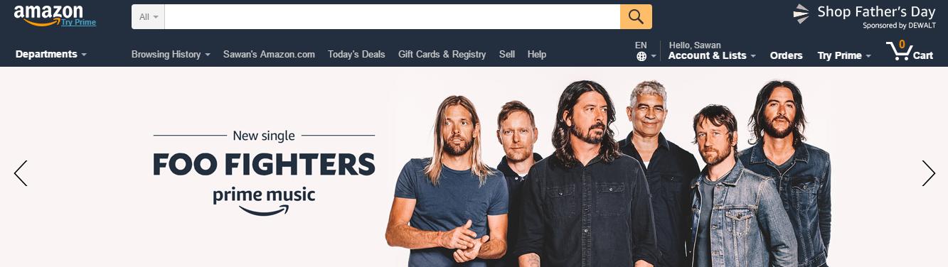 Amazon company headquarter location and customer service