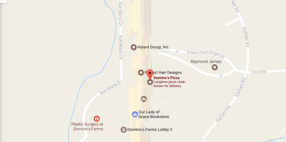 Domino's Corporate Office Headquarters & Customer Service Info