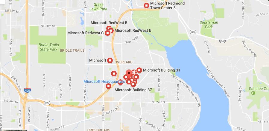 Microsoft Location