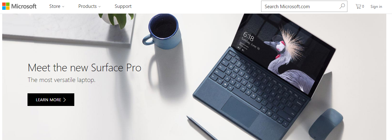 Microsoft headquarter location and customer service