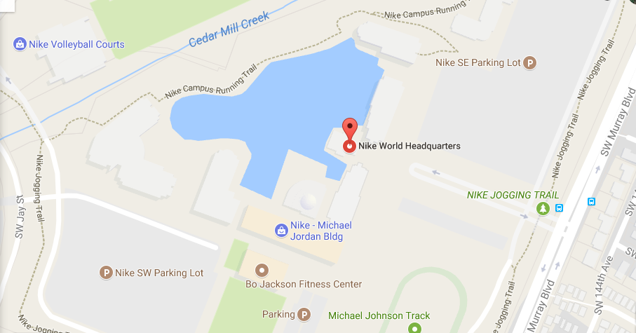 Nike Location