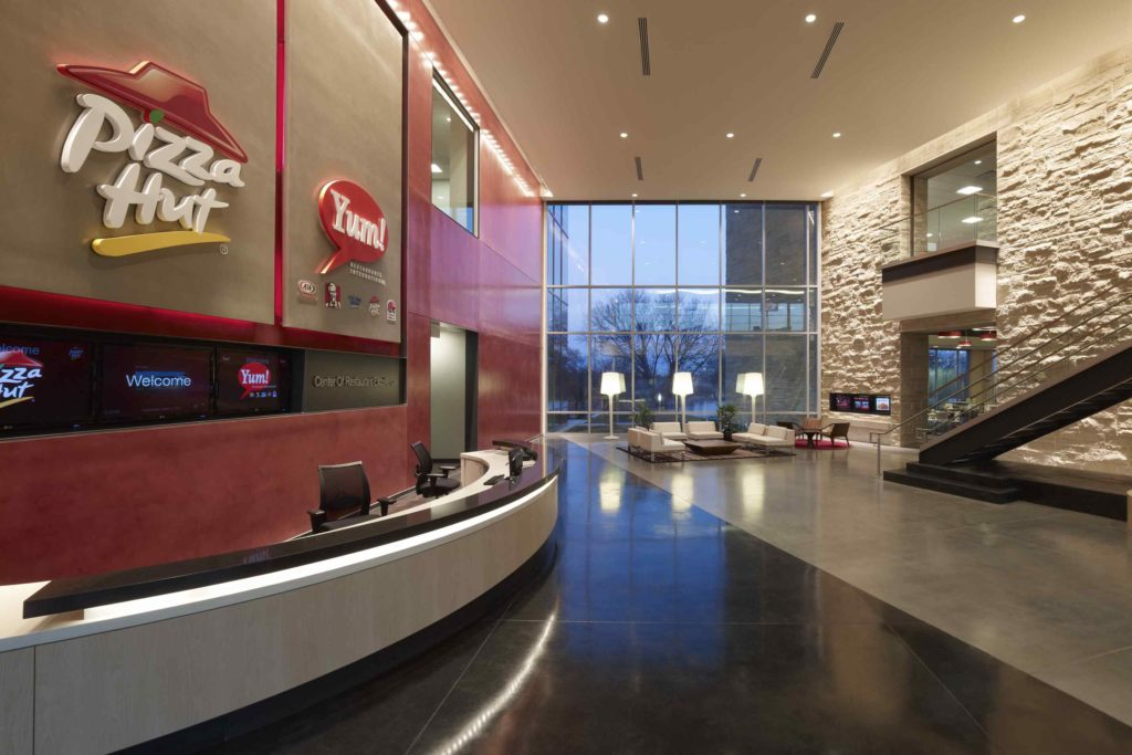 pizzahut headquarter corporate office contact details