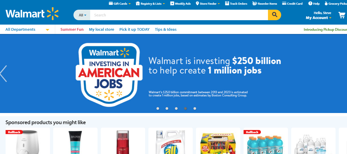 Walmart Corporate Contact >> Walmart Corporate Office Headquarters Customer Service Info