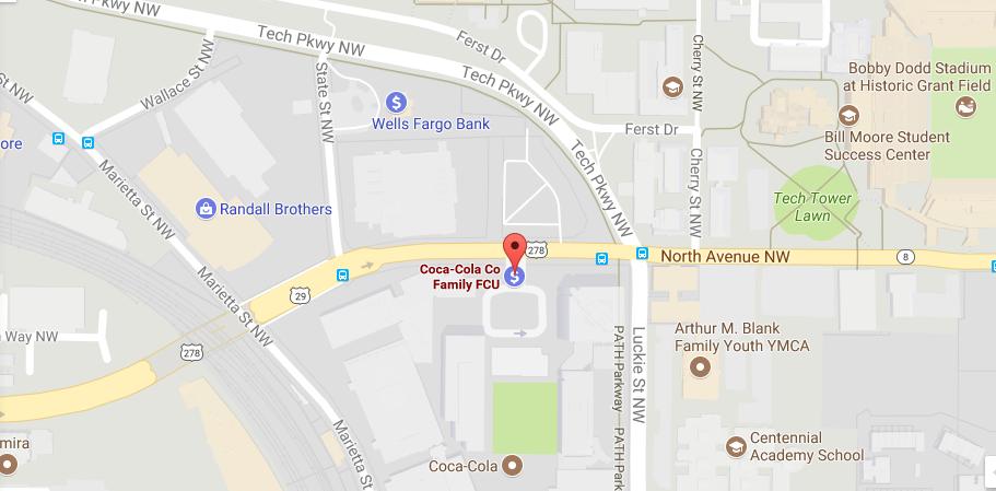 Coca Cola headquarter location and customer service