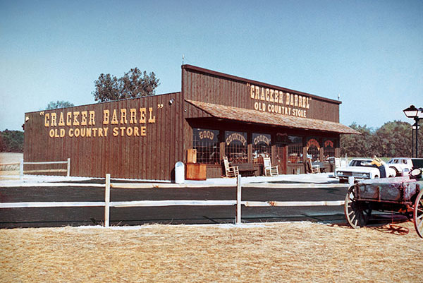 Cracker Barrel customer service contact details