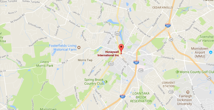 Honeywell location