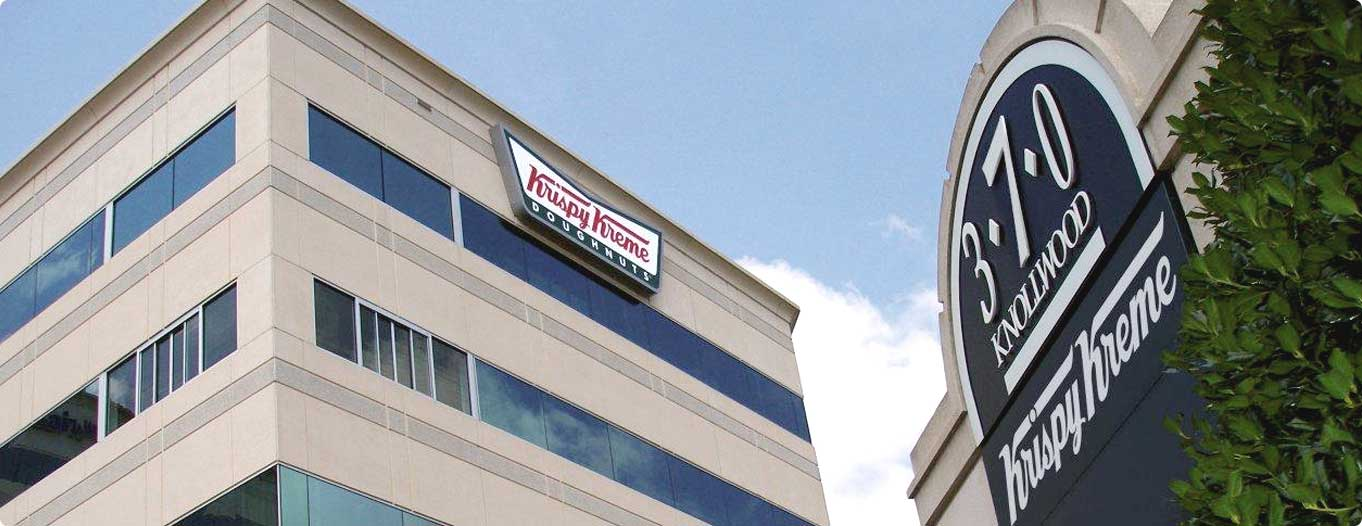 Krispy Kreme headquarters