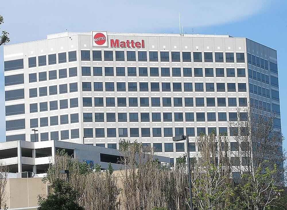 Mattel company headquarters