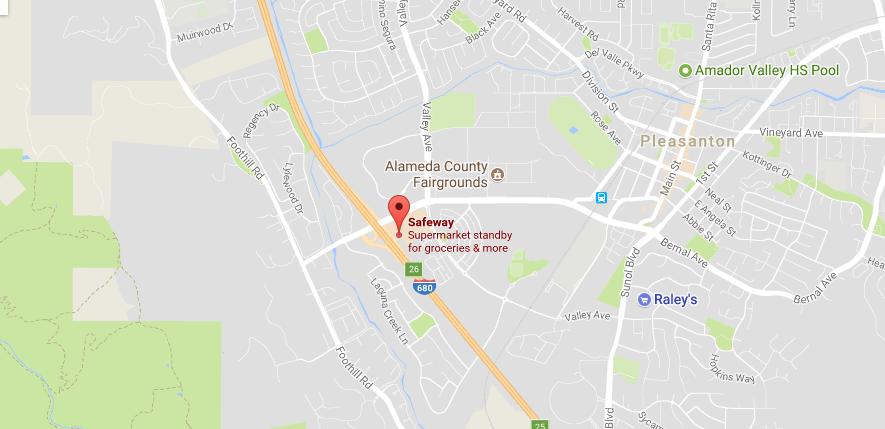 Safeway location