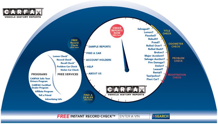 Carfax headquarter corporate office address