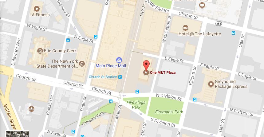 MT Bank location